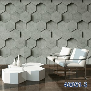 Giấy Dán Tường Hàn Quốc Assemble MS: 40051-3