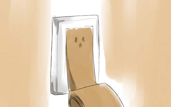 giấy gián tường | Loại bỏ giấy dán tường | step-3