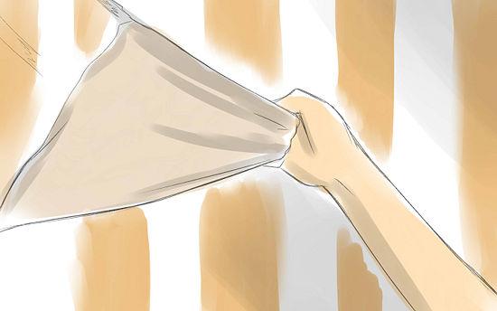giấy gián tường | Loại bỏ giấy dán tường | step-5b