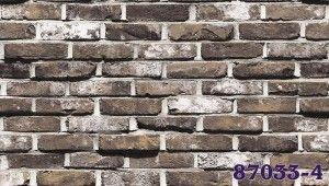 Giấy Dán Tường Hàn Quốc Giả Gạch MS: 87033-3