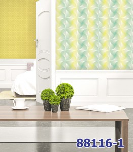 Giấy Dán Tường Hàn Quốc Phòng Ăn Nhà Bếp MS: 88116-3