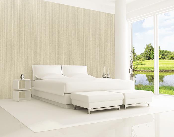 giấy dán tường phòng ngủ giá bao nhiêu