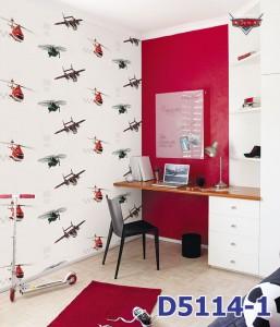 Giấy Dán Tường Dream World Cho Bé MS: D5113-1
