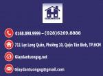 liên hệ mua giấy dán tường