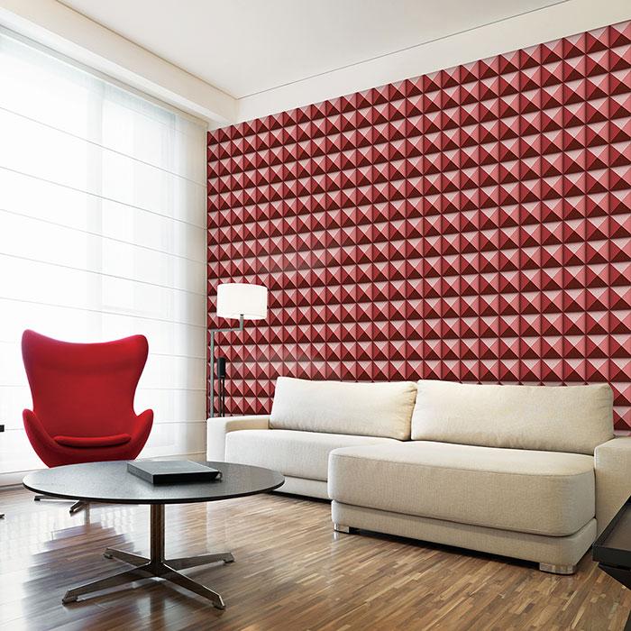 Giá bán giấy dán tường phòng khách
