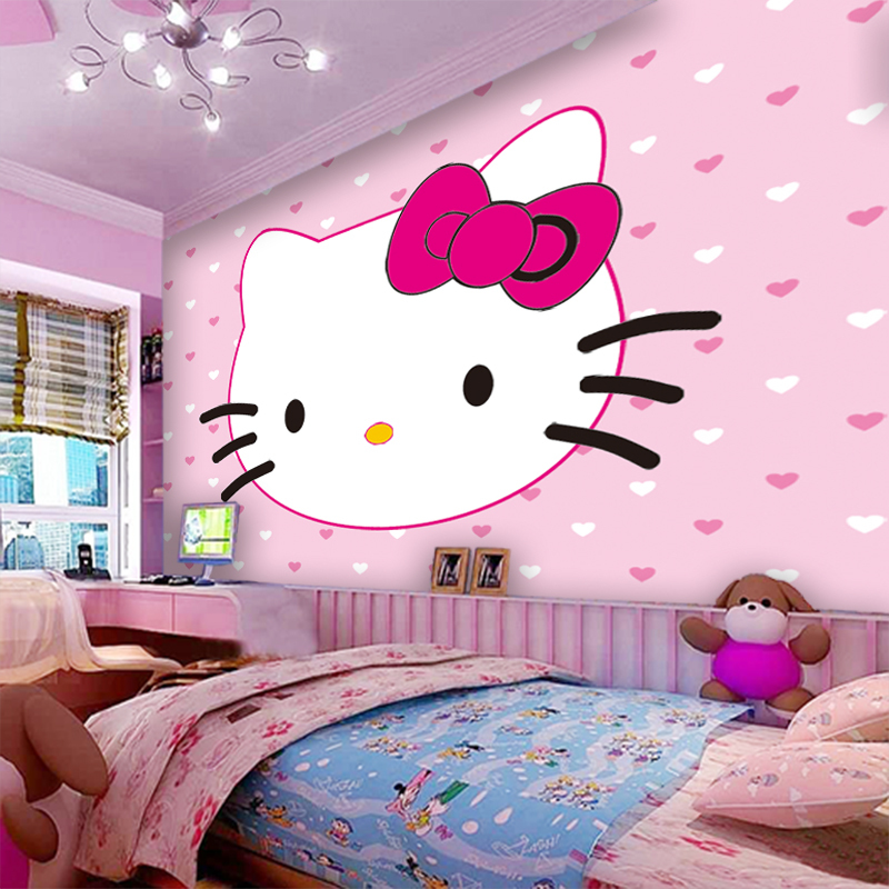 Mẫu Hello Kitty