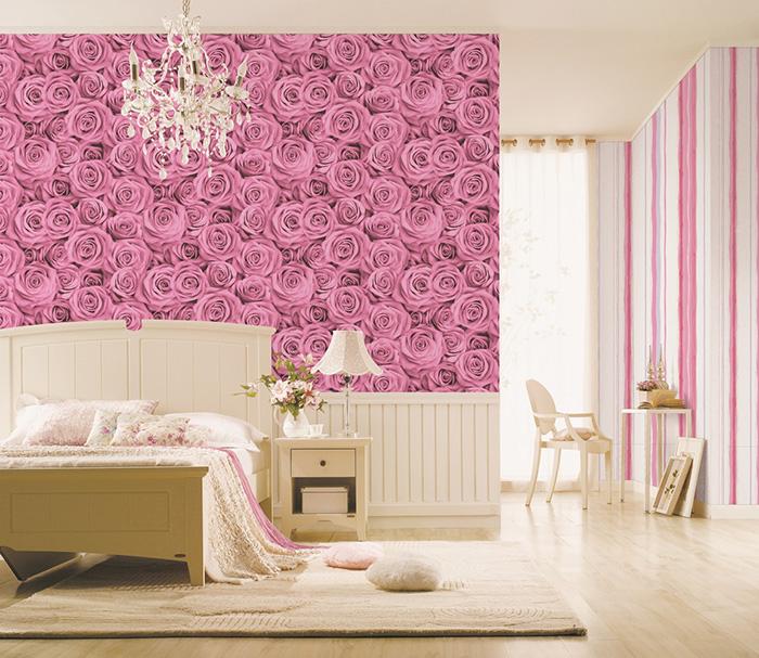 giấy dán tường cho phong ngủ
