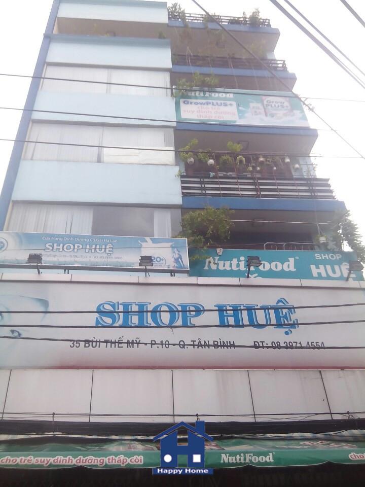 thi công giấy dán tường cho shop huệ
