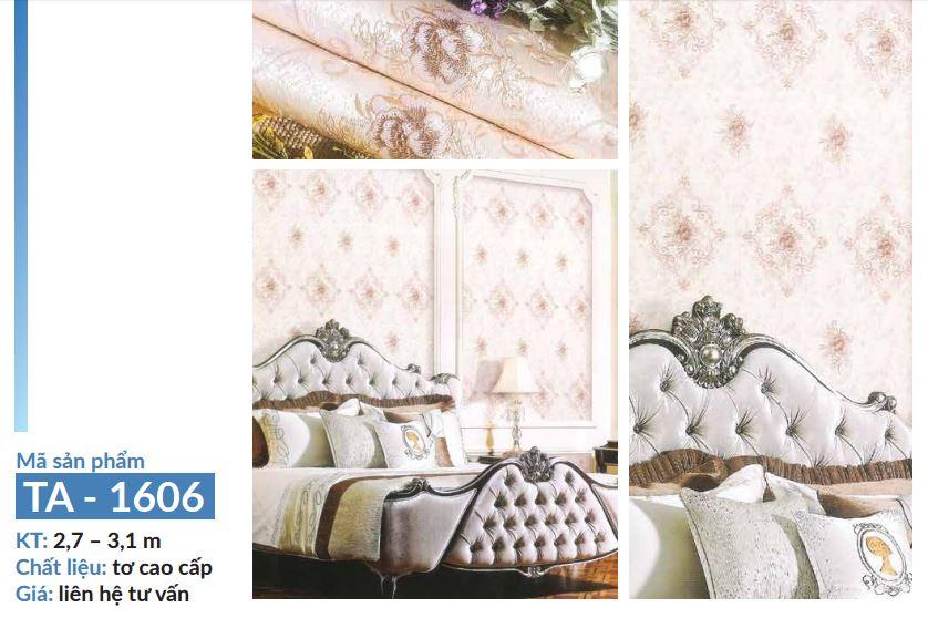vải dán tường đẹp và rẻ