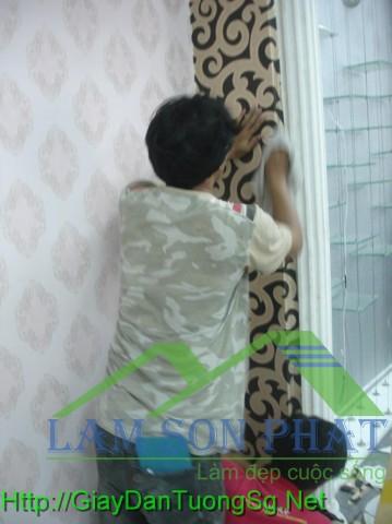chỉnh sửa giấy dán tường