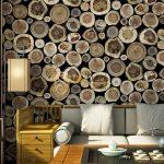 Tường gỗ nghệ thuật – Vũ khúc thiên nhiên huyền bí