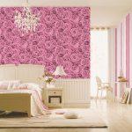 Mẹo chọn giấy dán tường phòng ngủ nữ theo từng mùa