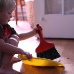 Dạy trẻ chịu trách nhiệm với hành động của bản thân