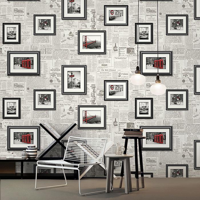 Các mẫu giấy dán tường phòng khách đẹp 1