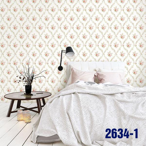 Giấy dán tường Hàn Quốc PLACE III MS: 2634-1