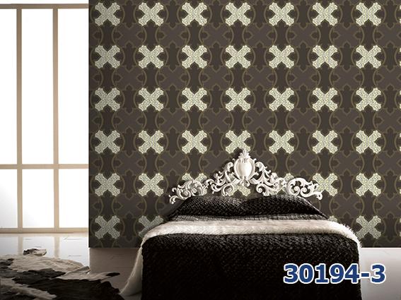 Giấy Dán Tường Hàn Quốc Canvas MS:30194-3