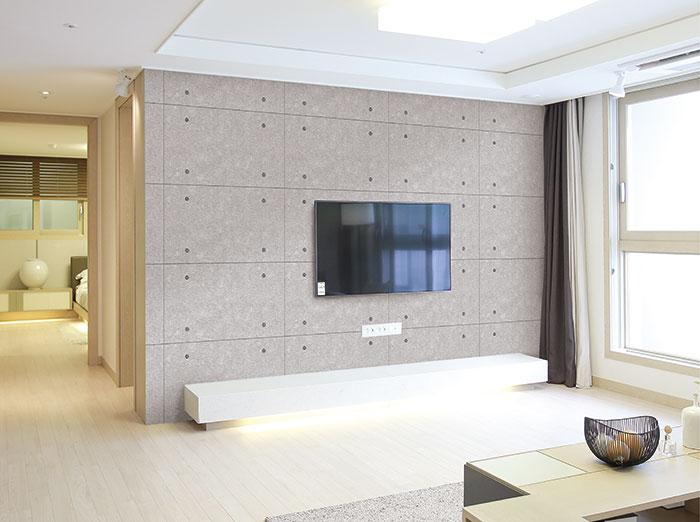 các mẫu giấy dán tường phòng khách