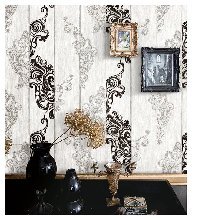 Cách chọn giấy dán tường phòng khách 2