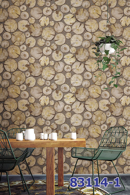 Giấy Dán Tường Hàn Quốc Phòng Ăn Nhà Bếp MS: 83120-1