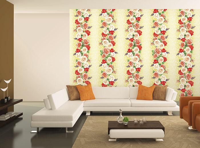 Cách chọn giấy dán tường phòng khách 88105-2-Florence