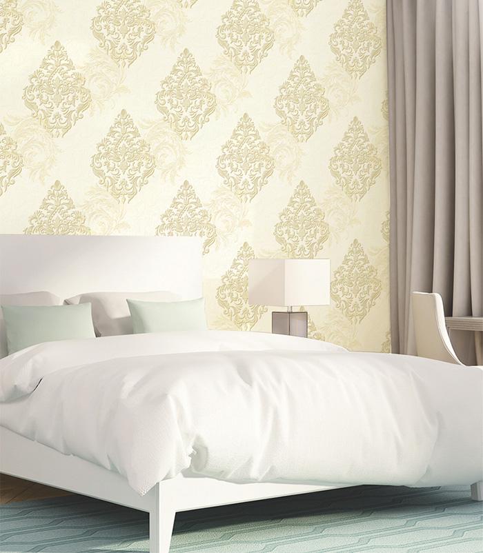 Giấy dán tường phòng ngủ TPHCM