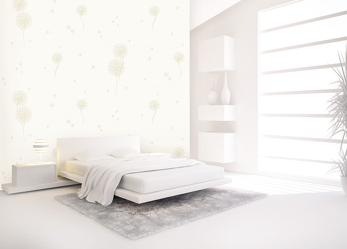 giấy dán tường cho phòng ngủ