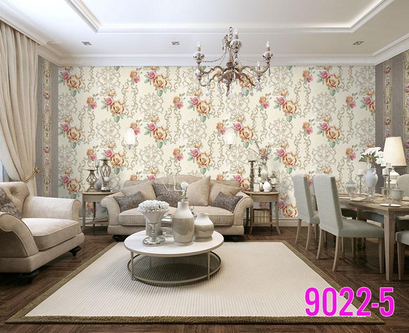 giấy dán tường cho phòng khách siêu đẹp
