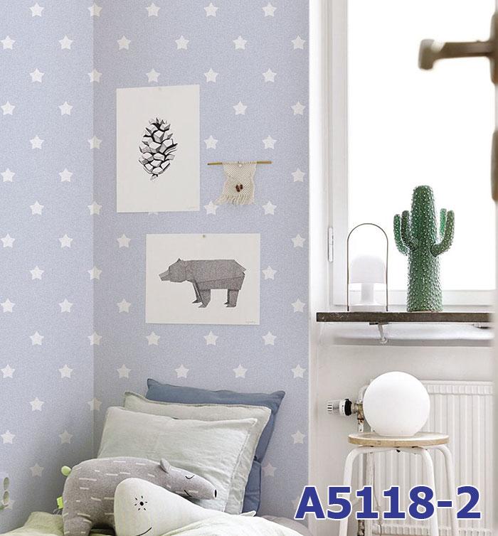 giấy dán tường cho bé A5118-2