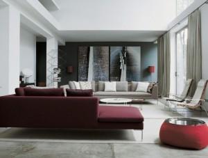 Burgundy-sofa-605x459