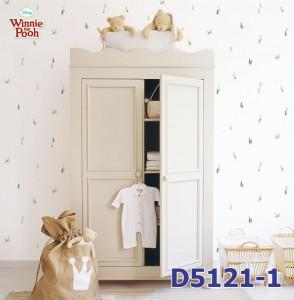 Giấy Dán Tường Dream World Cho Bé MS: D5116-1