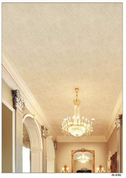 giấy dán trần nhà
