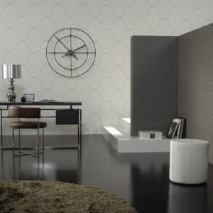 Modern-eco-friendly-large-print-grey-wallpaper