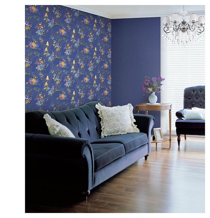 Cách chọn giấy dán tường phòng khách 5
