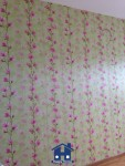 giấy dán tường happy home