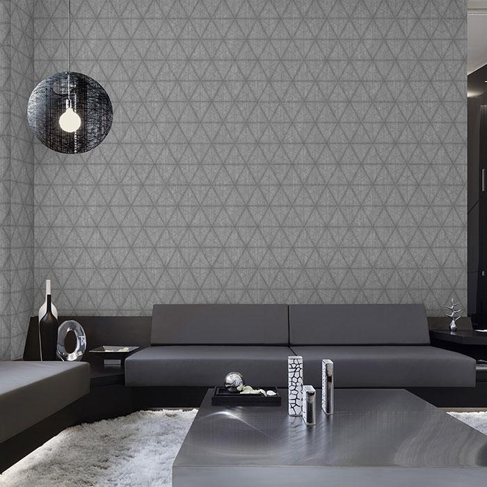 Các mẫu giấy dán tường phòng khách đẹp