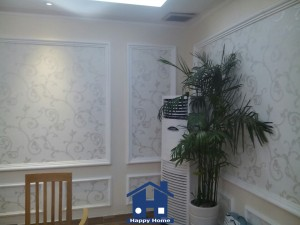 giấy dán tường, giấy dán tường hoa văn, giấy dán tường ca rô, giấy dán tường dạng sọc, giấy dán tường happy home
