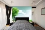 giấy dán tường 3d phong cách phòng ngủ