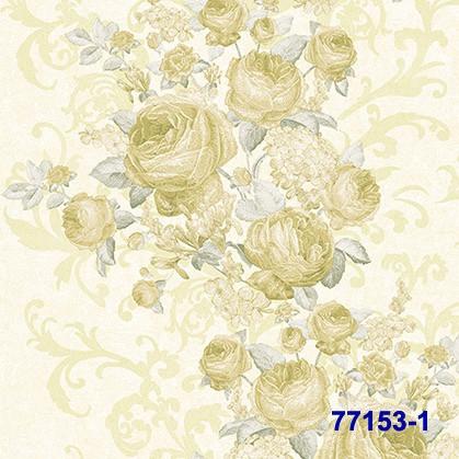 hoa giay dan tuong