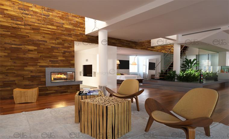 Tường gỗ nghệ thuật MS: T01-AC01